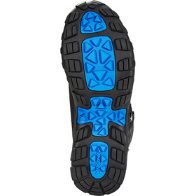 Viking Footwear Constrictor III Boa Saappaat, black/silver